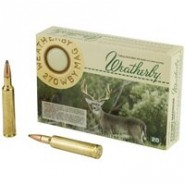 Weatherby Select Plus Magnum Hornady Interlock Spire Point