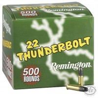 Bulk Remington Thunderbolt RN