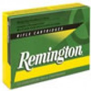 Remington Ammuntion Pointed SP