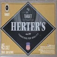 Herters Lead Flat Nose M-ID