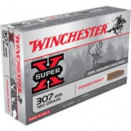 Ammo Super-X Winchester Power-Point