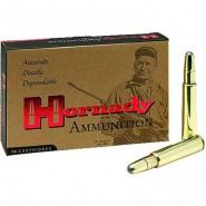Hornady Dangerous Game Solid