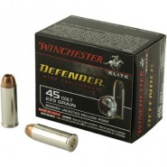 Winchester Elite Defender LC Bonded JHP