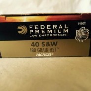 Bulk Federal Premium Tactical HST FREE SHIPPING JHP