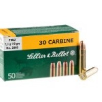 Ammo Sellier & Bellot FMJ