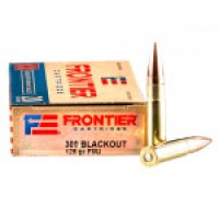 Ammo Hornady Frontier FMJ