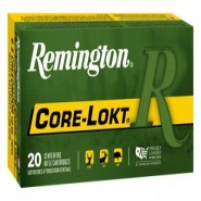 Remington Core-Lokt Centerfire Pointed SP