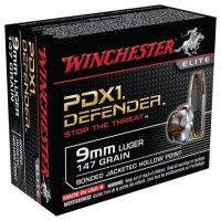 Winchester Centerfire Bonded JHP