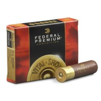 Federal Copper Plated Pellets Buck