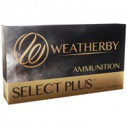 Weatherby Select Plus Hornady Interlock Projectile