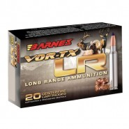 Barnes VOR-TX Long Range Remington Ultra LRX Boat Tail Lead Free