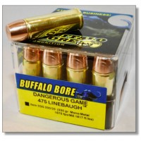 Buffalo Bore Dangerous Game Mono-Metal Lead Free FN