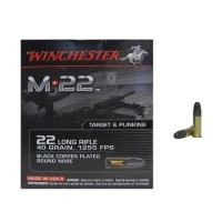Winchester Black Plated Lead RN
