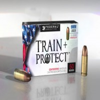 9mm - Federal Train Rotect Luger Versatile HP +P