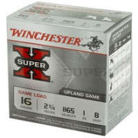 Winchester SuperX Game Load 1oz