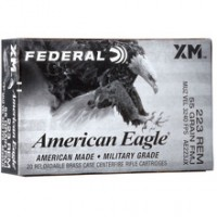 Federal American Eagle Boat Tail FMJ