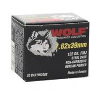 Wolf Performance Steel FMJ
