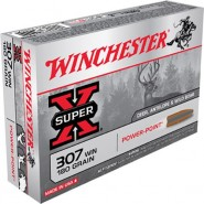 Ammo Super X Winchester Power-Point