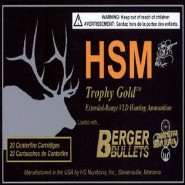 HSM Trophy Gold Weatherby OTM