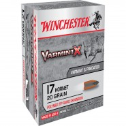 Winchester Varmint X $12.99 Shipping on Unlimited Boxes