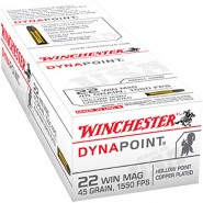 Winchester Dynapoint CP HP $12.99 Shipping on Unlimited Boxes