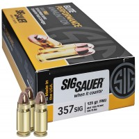 Sauer Elite Performance FMJ $12.99 Shipping on Unlimited Boxes