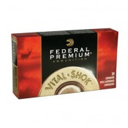 Federal Premium Weatherby Trophy Bonded Tip $12.99 Shipping on Unlimited Boxes