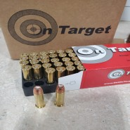 .357 Mag - Hornady XTP HP-Defensive Ammo