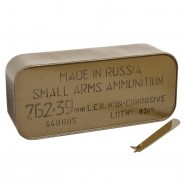 Bulk Tula Steel Cased Tin FMJ