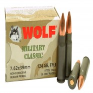 Wolf Military Classic FMJ