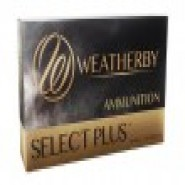 Weatherby Select Plus Nosler Partition