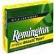 Ammo Core-Lokt Remington Pointed SP