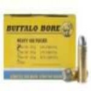 Buffalo Bore Heavy Lead Flat Nose LFN