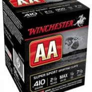 Winchester AA SuperSport Sporting Clays Lead 1/2oz