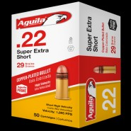 Aguila SuperExtra High Velocity CP RN