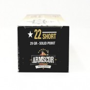 Bulk Armscor Solid Point Of