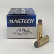 Magtech Semi-Jacketed Flat SP