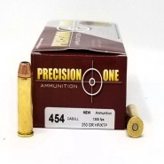 Precision One XTP JHP