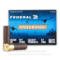 BB Steel Federal Speed-Shok 1-1/2oz