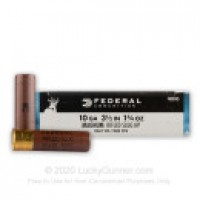 Rifled Hollow Point Federal Power-Shok 1-3/4oz
