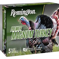Remington Premier Turkey Copper Plated 1/4oz