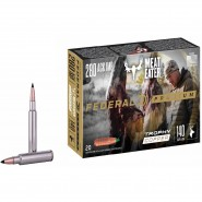 Federal Premium Meat Eater Trophy Copper Tipped Boat Tail Lead-free