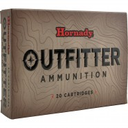 Hornady Outfitter Gmx Lead-free