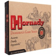 Hornady Dangerous Game Spire Point