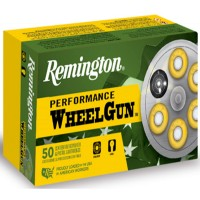Remington Performance Wheelgun Lead RN