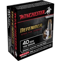 Winchester Defender Bonded JHP