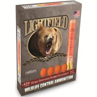 Lightfield Wildlife Control Less Lethal Rubber Buck