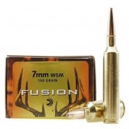 Federal Factory Second Fusion Winchester Short Bonded Spitzer Boat Tail