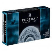 Federal Factory Second Power-shok Winchester Short SP