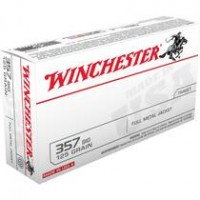 Winchester Brass Case FMJ